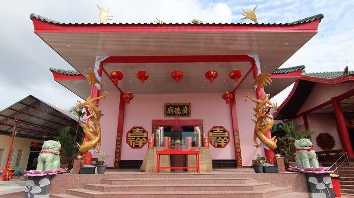 Jumat 12 Februari 2021 Hari Raya Imlek, Tradisi Pertunjukan Barongsai di Balikpapan Ditiadakan