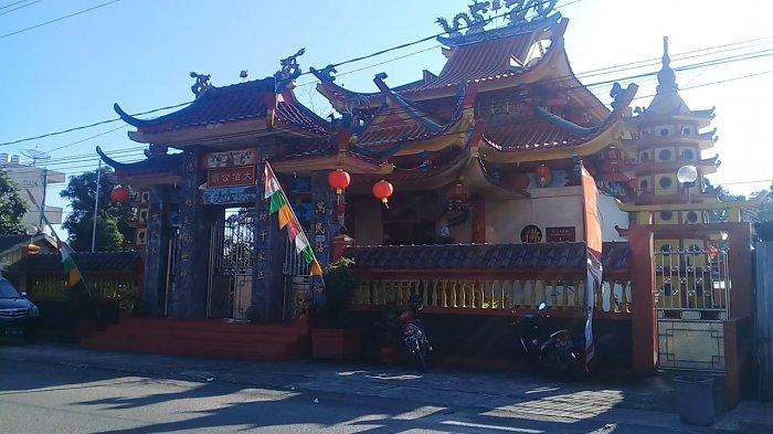 TRIBUN TRAVEL Klenteng Toa Pek Kong, Saksi Gelombang Awal Komunitas Tionghoa di Tarakan
