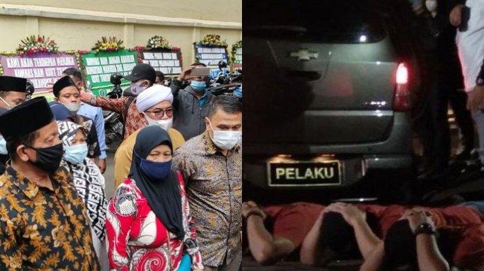 Habib Rizieq Kejar Polisi Penembak Laskar Khusus FPI, Pesan Aziz Yanuar ke Pelaku yang Masih Hidup