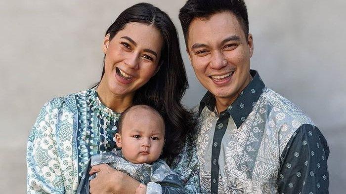 Aksi Baim Wong di Minimarket, Suami Paula Verhoeven Gratiskan Belanjaan Pembeli, Kasir Dapat THR