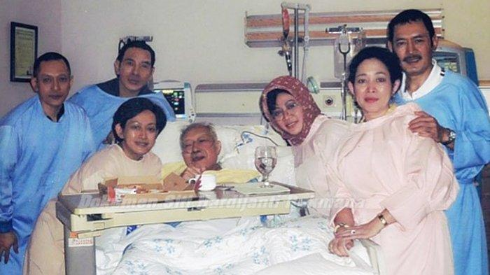 Mimpi Aneh Soeharto Soal Sinden & Gamelan Sebelum Wafat, Hingga Respon Tak Terduga Keluarga Cendana