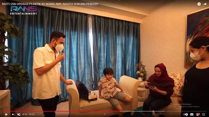 Warisan Mewah untuk Rafathar dari Mama Rieta, Raffi Ahmad dan Nagita Slavina Kaget