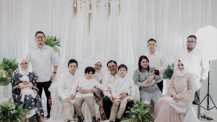 Akhiri Jabatan sebagai Walikota Balikpapan 2 Periode, Rizal Effendi Bersyukur Bisa Kumpul Keluarga