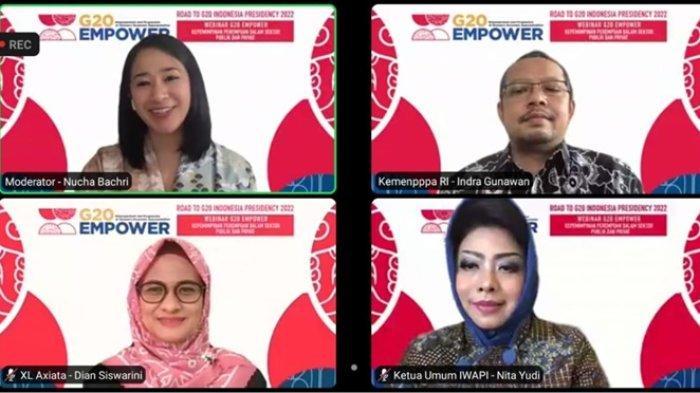 Tingkatkan Kepemimpinan Perempuan di Sektor Publik dan Swasta