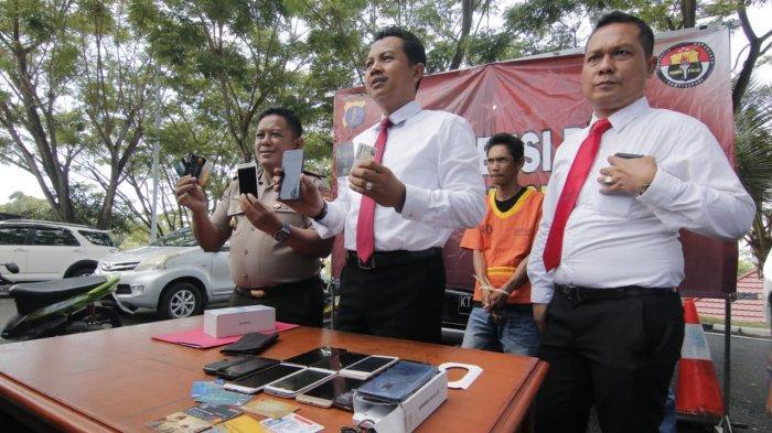 Polda Kaltim Bekuk Pelaku Jambret 14 TKP di Balikpapan, Intai Mangsa Sebelum Beraksi