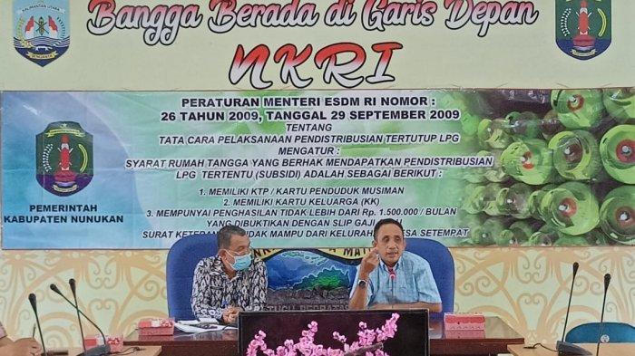 Pangkalan Diminta tak Nakal, Pemkab Nunukan 2 Kali Ajukan Permohonan HET Gas Elpiji 3 Kg Rp 20 Ribu