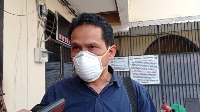 Kabid Pelayanan Medis RSUD Tarakan Beri Penjelasan Resume Rekam Medis kepada Pelapor di Polres