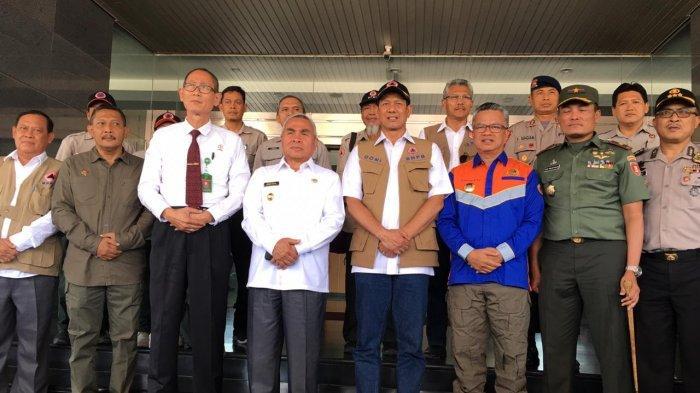 Ada Potensi Gempa 5 SR di Lokasi Ibu Kota Negara, Kepala BNPB : Semua Ahli Akan Diturunkan