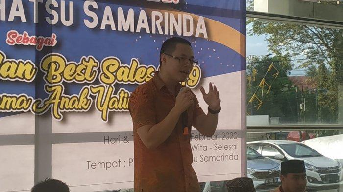 Daihatsu Samarinda Raih Penghargaan, Jadi Outlet dan Sales Terbaik Nasional
