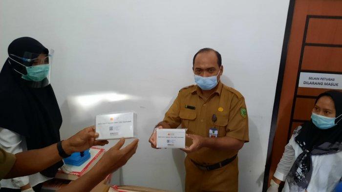 Pemberian Vaksin Sinovac Tahap 2, Kadinkes Berau Sebut untuk Pelayan Publik, Termasuk Wartawan