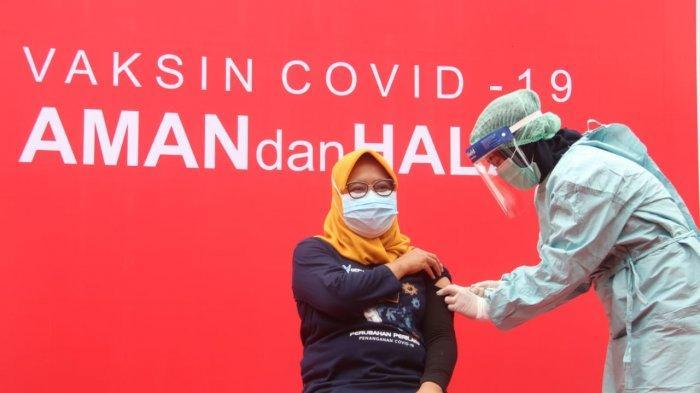 Soal Sanksi bagi Warga yang Tolak Disuntik Vaksin Sinovac, Begini Tanggapan Walikota Rizal Effendi