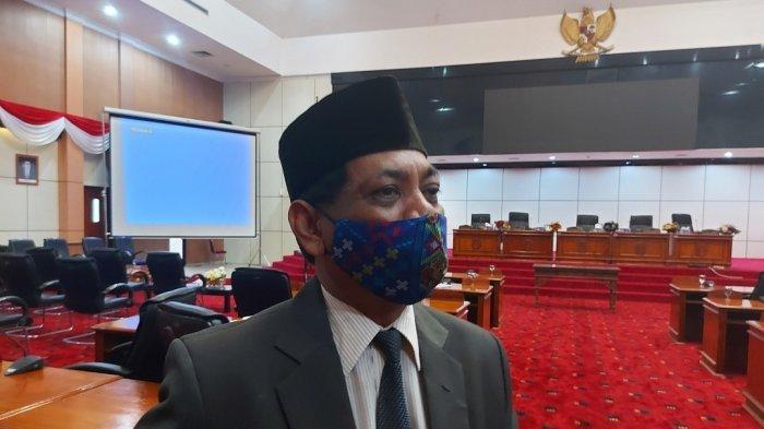 Kepala Dinas Pemuda Olahraga dan Parawisata ( Dispopar) Bontang, Bambang Cipto Mulyono membeberkan, jika Dispopar nanti hanya akan membidangi pemuda dan olahraga. TRIBUNKALTIM.CO/ISMAIL USMAN