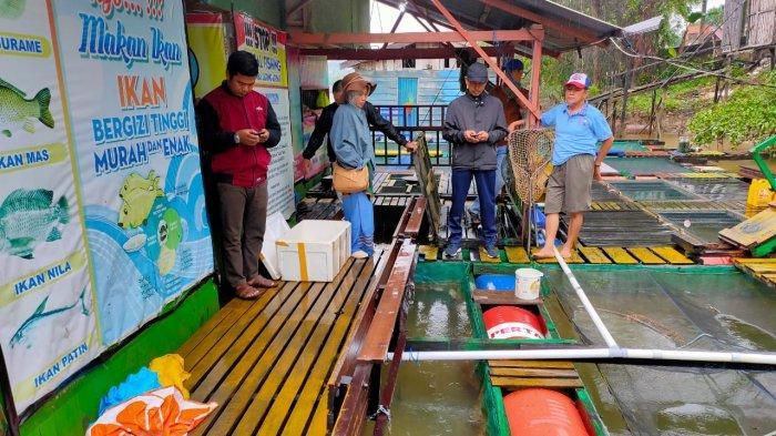 Ikan Mati di Sungai Segah, Dinas Perikanan Berau Siap Dampingi Klaim Pemilik Ikan