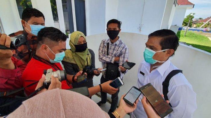 Satu dari 25 Warga Reaktif Hasil Rapid Test Massal di Bontang Diambil Swab