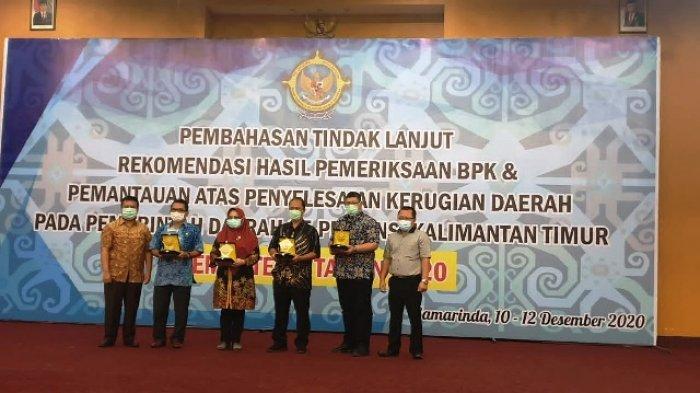 Progres Mahulu Tertinggi dalam Tindaklanjuti Rekomendasi Hasil Pemeriksaan BPK Semester II se-Kaltim