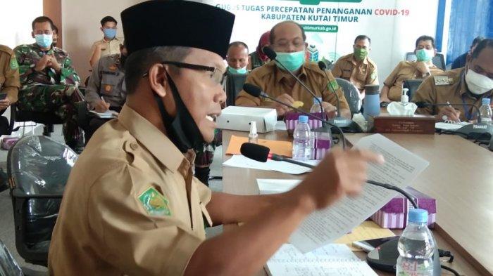 Vaksin Corona Tiba di Kaltim, Kepala Kemenag Kutim Berharap Jemaah Haji Dapat Berhaji Tahun 2021