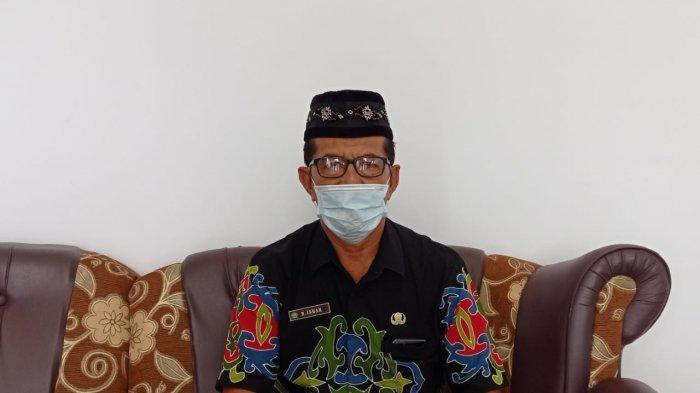 Menunggu SK Purna Bakti, Kepala Kemenag Malinau Ishak Pamitan, Beberkan Kesannya Selama Menjabat