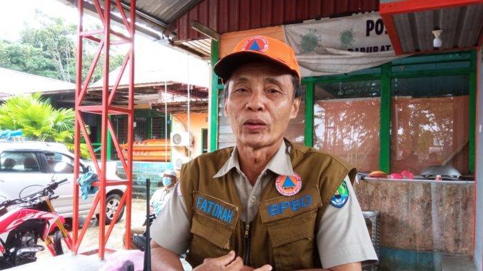 Cegah Kerumunan, BPBD Bulungan Akan Patroli Kawasan Wisata Tanah Kuning