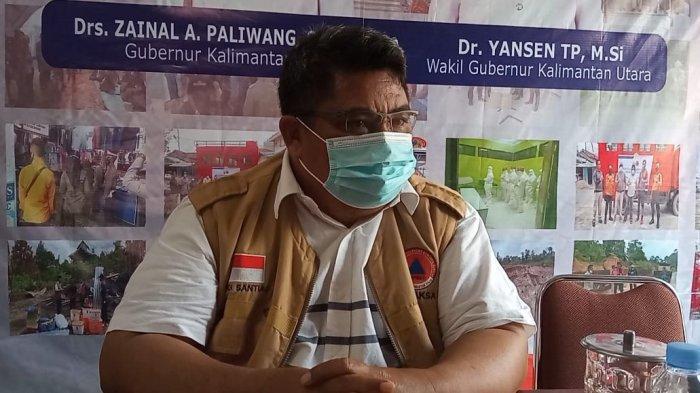BNPB Serahkan Bantuan Rp 2 Miliar untuk Kaltara, Mesin PCR Belum Disalurkan