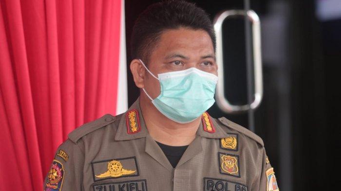 Satpol PP Bakal Dirikan Posko Awasi Keberadaan PKL Pasar Pandan Sari Balikpapan