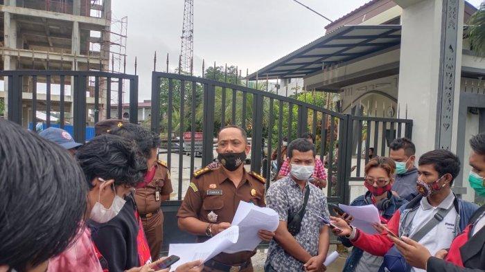Kasus Dugaan Korupsi di Tubuh Perusda Kukar, Mahasiswa Desak Kejati Kaltim Jemput Bola