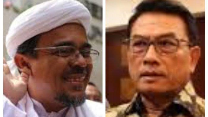 Eks Panglima TNI Cek Pencekalan Rizieq Shihab FPI ke Mahfud MD, Retno Marsudi, Hasilnya Mengejutkan