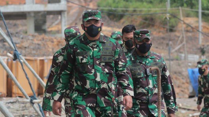 LENGKAP PROFIL Letjen Eko Margiyono, Mantan Pengawal SBY yang Menguat Masuk Bursa Calon Panglima TNI