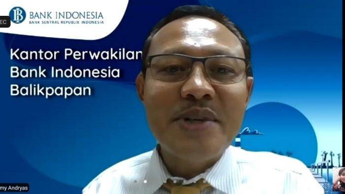 Penyaluran Kredit UMKM Bank Indonesia Balikpapan Rp 8,56 Triliun