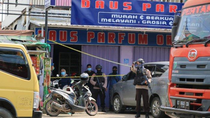 Penggeledahan Tiga Lokasi Terduga Teroris, Kepolisian Benarkan Ada  Aktivitas Densus 88 di Kaltim
