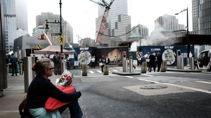Pasca Serangan 17 Tahun Lalu, Tercatat 1.111 Korban WTC Belum Diidentifikasi