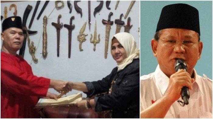 Kerajaan Sunda Empire Runtuh, Muncul King of The King, Punya Tugas Penting untuk Prabowo Subianto