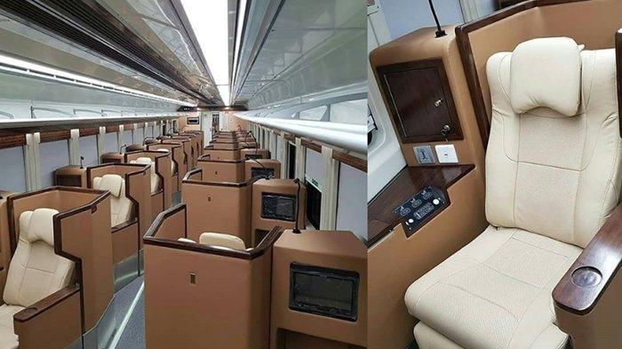 Besok KAI Bakal Uji Coba Kereta Api Sleeper, Lihat Penampakan Interior Mewahnya