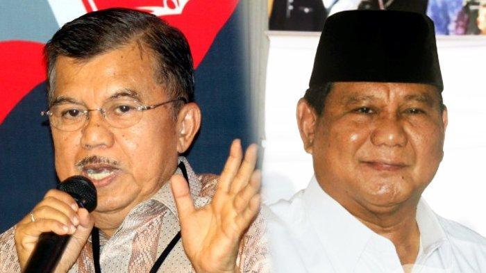 KESAKSIAN JUSUF KALLA Langsung Jabat Tangan Prabowo Subianto Setelah Dengar Tujuannya Maju Capres