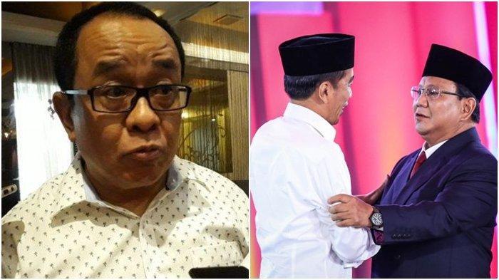 Kesalnya Said Didu Prabowo & Jokowi Satu Kabinet, di ILC Ia Ingatkan Arwah Korban Pilpres 2019