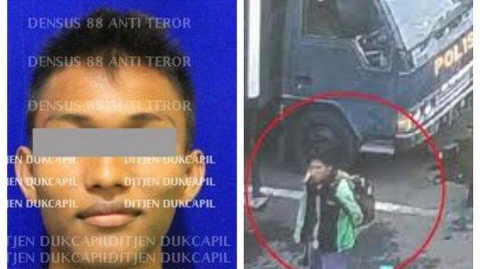 TERUNGKAP, Profil Pelaku Bom Bunuh Diri Polrestabes Medan, Setia Kawan Hingga Putus Sekolah