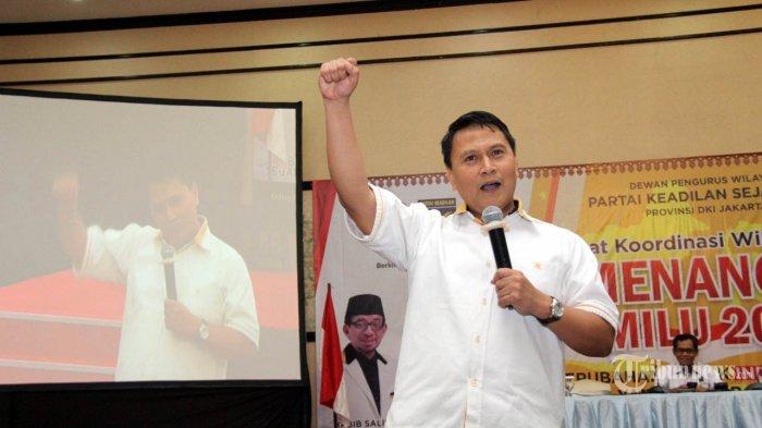 PKS Tetap jadi Oposisi di Pemerintahan Jokowi, Harap Gerindra, PAN dan Demokrat Juga Partai Oposisi