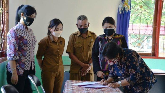 Ketua Dekranasda Imbau Perajin Jangan Patah Semangat, Tetap Berinovasi di Tengah Pandemi