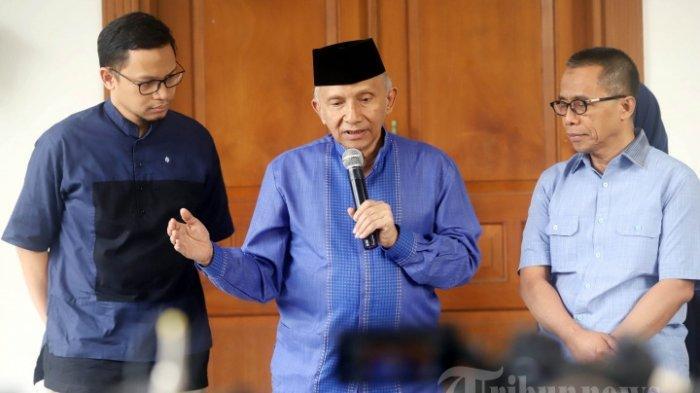 Blak-blakan ke Refly Harun, Amien Rais Beber Bisa Geser Gus Dur di Posisi Presiden, Ganti BJ Habibie