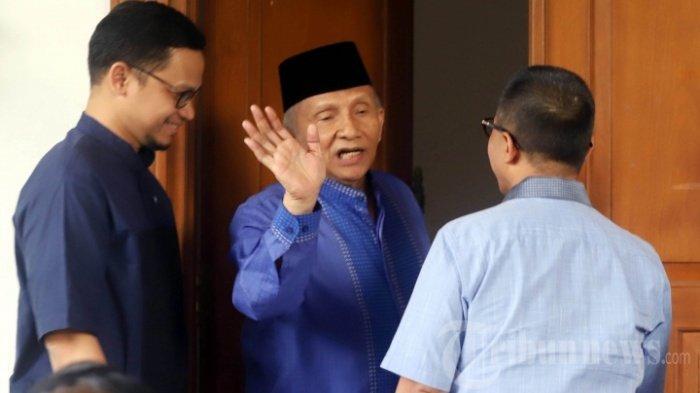 Begini Sindiran AMIEN RAIS untuk Politisi Pendukung Prabowo-Sandiaga yang Mendekat ke Jokowi