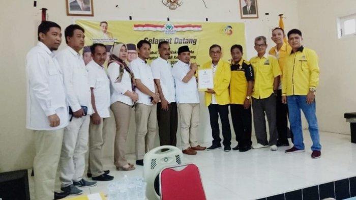 Anak Buah Prabowo Subianto Ambil Formulir Penjaringan di Golkar Bontang, Nasib Poros Gerindra - PKS?