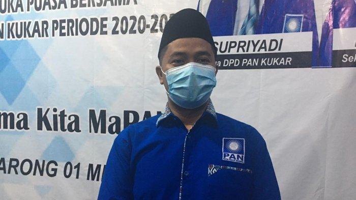 DPD PAN Kukar Persiapkan Target 2024, Terdekat Bentuk Pengurus Cabang dan Ranting