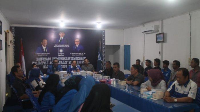 PAN Paser Tetapkan 5 Figur Balon Bupati dan Wakil Bupati, Mereka Akan Diajukan ke DPW Kaltim