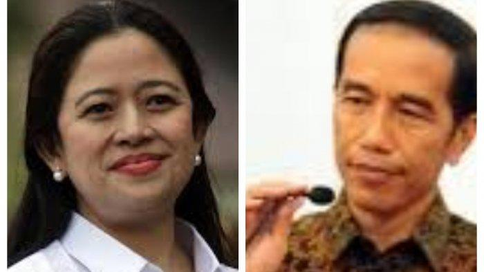Ketua DPR RI Puan Maharani, Ponakan Sukmawati Curhat Susahnya Jadi Menteri Jokowi, Cuti Pun Tak Enak