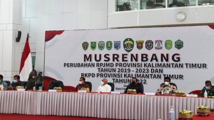 DPRD Kaltim Sampaikan Usulan Prioritas di Musrenbang, Makmur: Perlu Evaluasi Program Pembangunan
