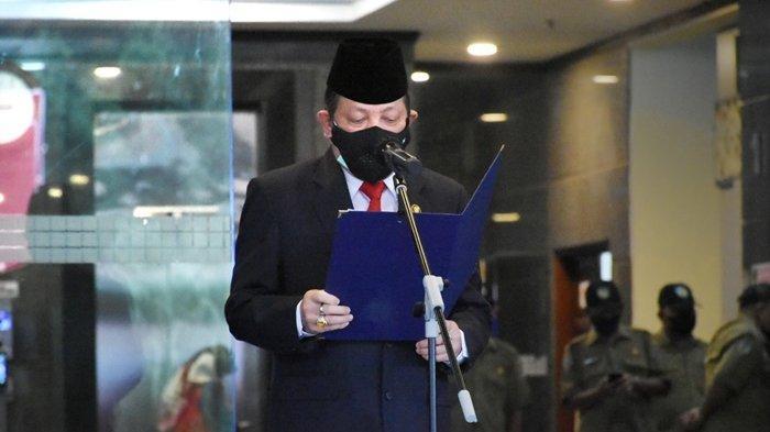 Ketua DPRD Kaltim Bacakan Ikrar dalam Peringatan Hari Kesaktian Pancasila