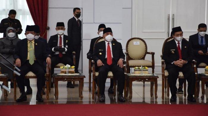2 Kepala Daerah di Kaltim Dilantik, Ketua DPRD Kaltim Harapkan Jaga Koordinasi dengan Pemprov
