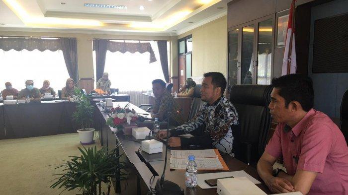 Jembatan Anggana tak Kunjung Dibangun Meski Anggaran Tersedia, Komisi III DPRD Kukar Lakukan RDP