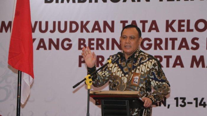 Ketua KPK Firli Bahuri Datang ke Kaltim, Minta Kepala Daerah Petakan Wilayah Rawan Korupsi