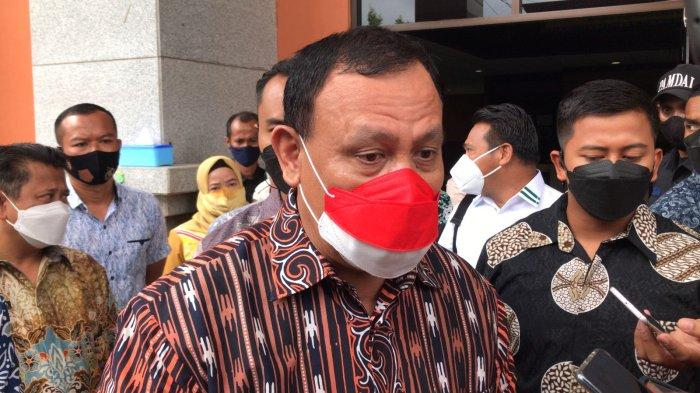 Ditanya Target Ciduk Pejabat atau Kepala Daerah di Kaltim, Ketua KPK Firli Bahuri Pilih Irit Bicara