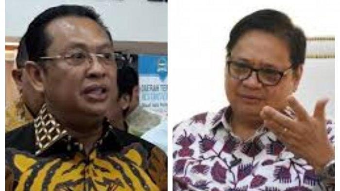 Maju Melawan Airlangga Hartarto Merebut Ketum Golkar, Bambang Soesatyo Sebut Anggotanya Dizalimi